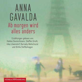 Ab morgen wird alles anders, 6 Audio-CD