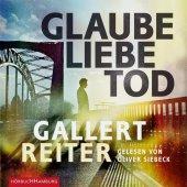 Glaube Liebe Tod, 2 MP3-CDs Cover