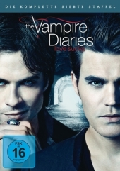 The Vampire Diaries, 5 DVDs Cover