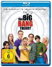 The Big Bang Theory, 2 Blu-rays Cover