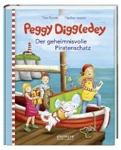 Peggy Diggledey - Der geheimnisvolle Piratenschatz