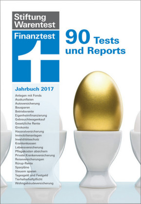 Finanztest Jahrbuch 2017