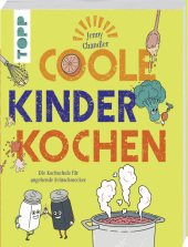 Coole Kinder kochen Cover