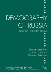 Demography of Russia