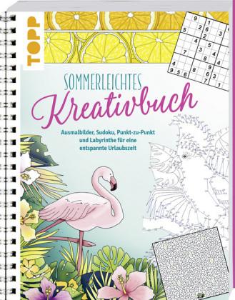 Sommerleichtes Kreativbuch