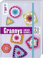 Häkeln to go: Grannys Cover
