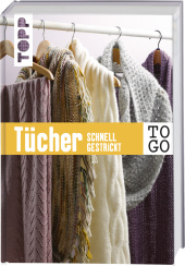 Stricken to go: Tücher Cover