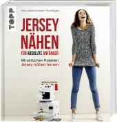 Jersey nähen für absolute Anfänger Cover