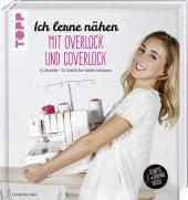 Ich lerne nähen: Overlock und Coverlock Cover