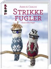 Strikke Fugler Cover