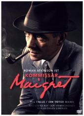 KOMMISSAR MAIGRET: Die Falle / Ein toter Mann, 1 DVD Cover