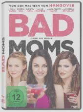 Bad Moms, 1 DVD Cover