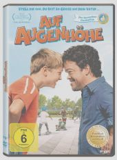 Auf Augenhöhe, 1 DVD Cover
