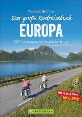 Das große Radreisebuch Europa Cover