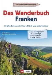Das Wanderbuch Franken Cover