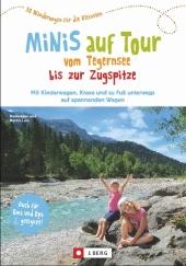 Minis auf Tour vom Tegernsee bis zur Zugspitze Cover