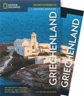 NATIONAL GEOGRAPHIC Traveler Reiseführer Griechenland mit Maxi-Faltkarte Cover