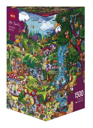 Wonderwoods (Puzzle)