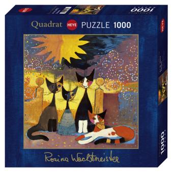 Entrance Square Puzzle (Puzzle)