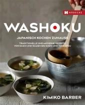 Washoku - Japanisch kochen zuhause Cover