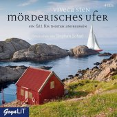Mörderisches Ufer, 4 Audio-CDs Cover