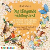 Das klingende Frühlingsfest, Audio-CD Cover