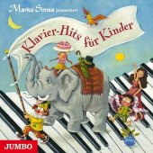 Klavier-Hits für Kinder, 1 Audio-CD Cover