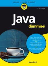 Java für Dummies Cover
