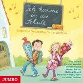 Ich komme in die Schule, 1 Audio-CD Cover