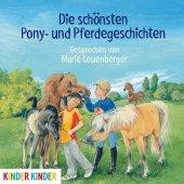 Die schönsten Pony- und Pferdegeschichten, 1 Audio-CD Cover