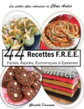 44 recettes F.R.E.E