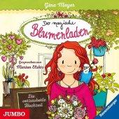 Der magische Blumenladen - Die verzauberte Hochzeit, 1 Audio-CD