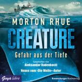 Creature, 4 Audio-CDs