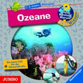 Ozeane, 1 Audio-CD Cover