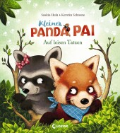 Kleiner Panda Pai - Auf leisen Tatzen