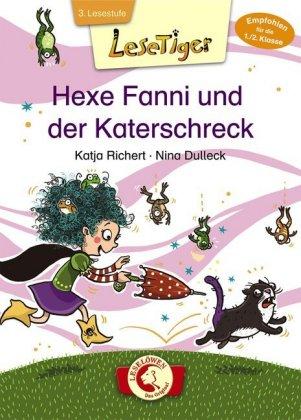 Hexe Fanni und der Katerschreck