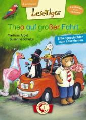 Theo auf großer Fahrt Cover