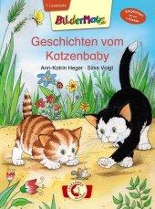 Geschichten vom Katzenbaby Cover