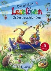 Die besten Leselöwen-Ostergeschichten Cover