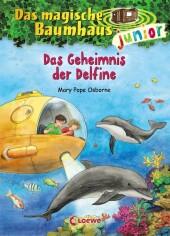 Das magische Baumhaus junior - Das Geheimnis der Delfine Cover