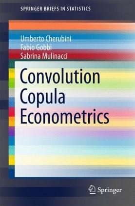 Convolution Copula Econometrics