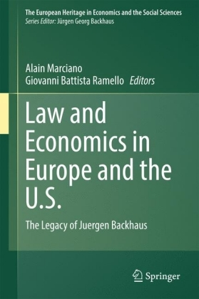 Law and Economics in Europe and the U.S.