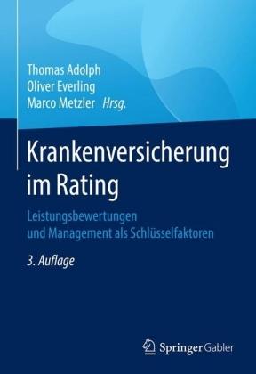 Krankenversicherung im Rating