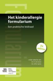 Het kinderallergie formularium