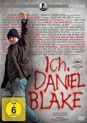 Ich, Daniel Blake, 1 DVD Cover