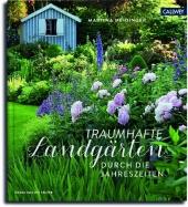 Traumhafte Landgärten durch die Jahreszeiten Cover