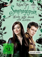 Smaragdgrün, 1 DVD Cover