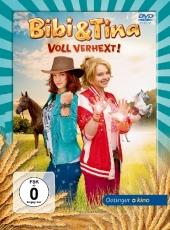 Bibi & Tina. Voll verhext!, 1 DVD Cover