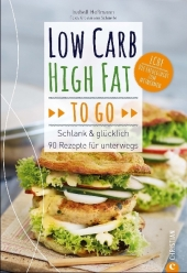 Low Carb High Fat to go Cover