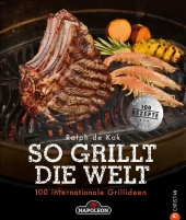 So grillt die Welt Cover